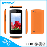 Cheap 4 inch Promotional Mobile Battery Android Smartphone with Skype