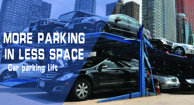 smart car parking system multi-level parking system used 2 post car lift for sale