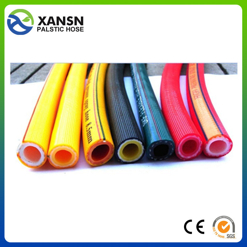 light weight pu braided hose cheap rubbr air hoses& industrial hose in taizhou