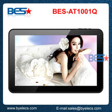High quality 10.1 inch quad core android wintouch tablet pc q72