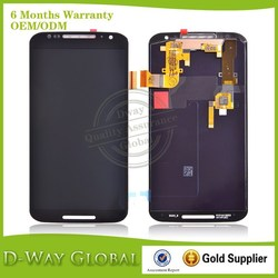Hot Sale Professional Major Replacement Mobile Phones Display for moto x+1 lcd,for moto x2 lcd screen