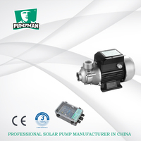 48V 0.67hp surface solar powered water pump dc motor