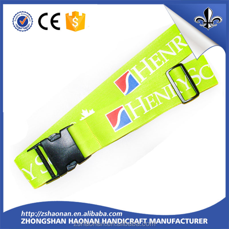 New personalized designTravel Luggage strap for sale