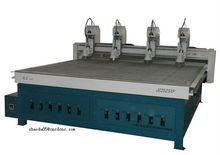 High Speed CNC Multi Spindle Engraving Machine for Headboards Making