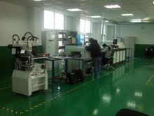 semiautomatic low cost smt/smd led chip pick and place pcb assembly/production line sp400-L6-TN360C