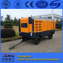 XHG800M-14 Diesel Driven Portable Rotary 750cfm Screw Air Compressor