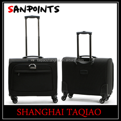 1680D trolley luggage travel luggage bag boarding luggage with spinner wheels