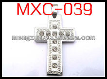 High Quality Cross Pendant,Jewelry,Charm,Silver Jewelry with diamond