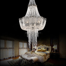 G9 Bulb Indoor Light Decoration Pendant Lamp K9 Crystal Chandeliers Made In China