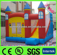 cheap price and high quality jumping castle/ inflatable castle / bouncy castle