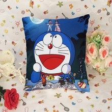 Custom made printed Doraemon body pillow