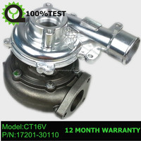 Turbo CT16V 17201-0L040 17201-30110 Turbocharger for Toyota Landcruiser 1KD
