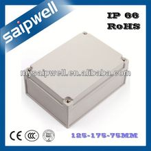 2014 125*175*75mm 3.5 HDD LAN ENCLOSURE