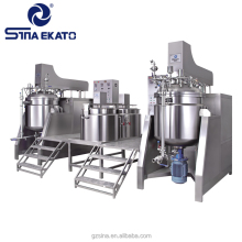 100L 200L 300L factory price SME-E cream shampoo vacuum mixer homogenizer soap making machine