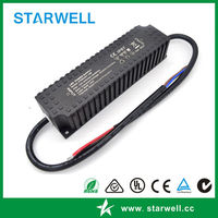 AT70C2100-108 constant current DC output 2100ma 80W waterproof led driver