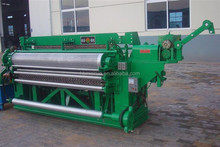 High frequency kende welding wire mesh machine