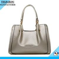 Fashion Design 100 Genuine Leather Handbag for women