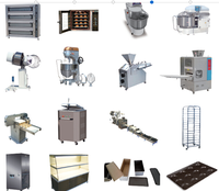 AOCNO professional baking equipment/baking machine/Bread making production line made in China