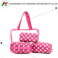 China Manufacturer Hot Selling New Design BSCI AUDIT Cosmetic Bag