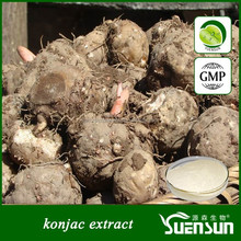 glucomannan powder konjac extract konjac root powder