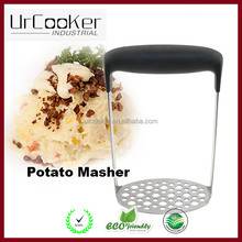 Potato Vegetable Masher Crush Kitchen Tool/Cooking Advanced Potato Masher machine/Potato Ricer Masher,industrial stainless steel