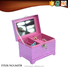 Mini Hand Crank Music Box for Girls