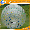 Land game inflatable hamster ball/mini zorb ball, funny inflatable body zorbing ball for kids