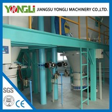 Best design working smoothly animal feed processing plant