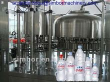 automatic high speed evian mineral water bottle filling machine