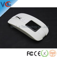 Multifunction No Battery Solar Power Mouse Wireless For PC