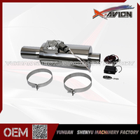 Wholesale High Quality Auto Muffler