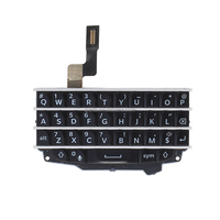 Keyboard Replacement For Blackberry Q10 - Black