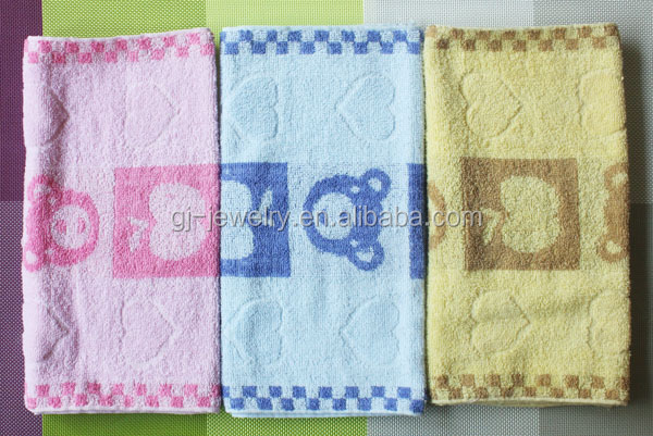 Best selling product cotton towel for hair salon