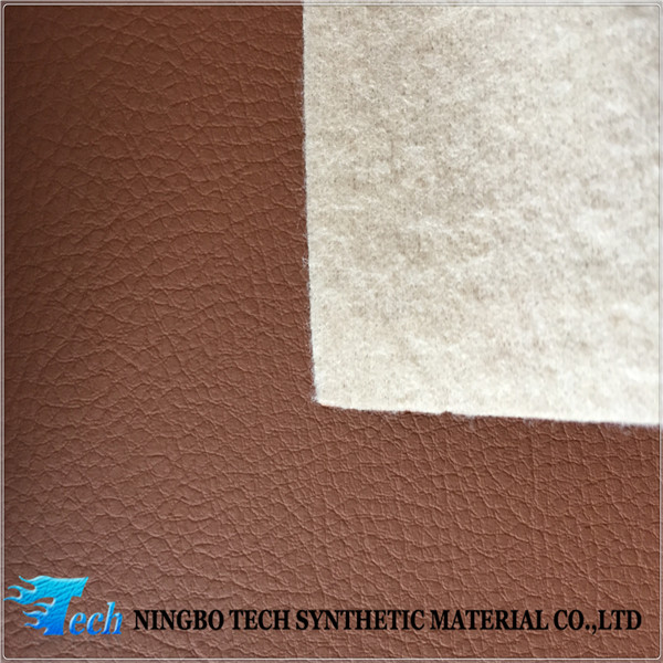 Pvc leather customized artificial leather material for chair