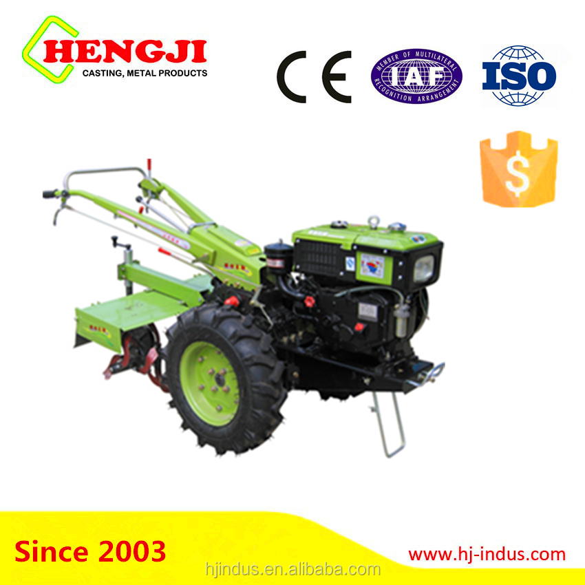 Hot sale Agricultural equipment Farm Machinery 8hp-20hp walking tractor in bangladesh