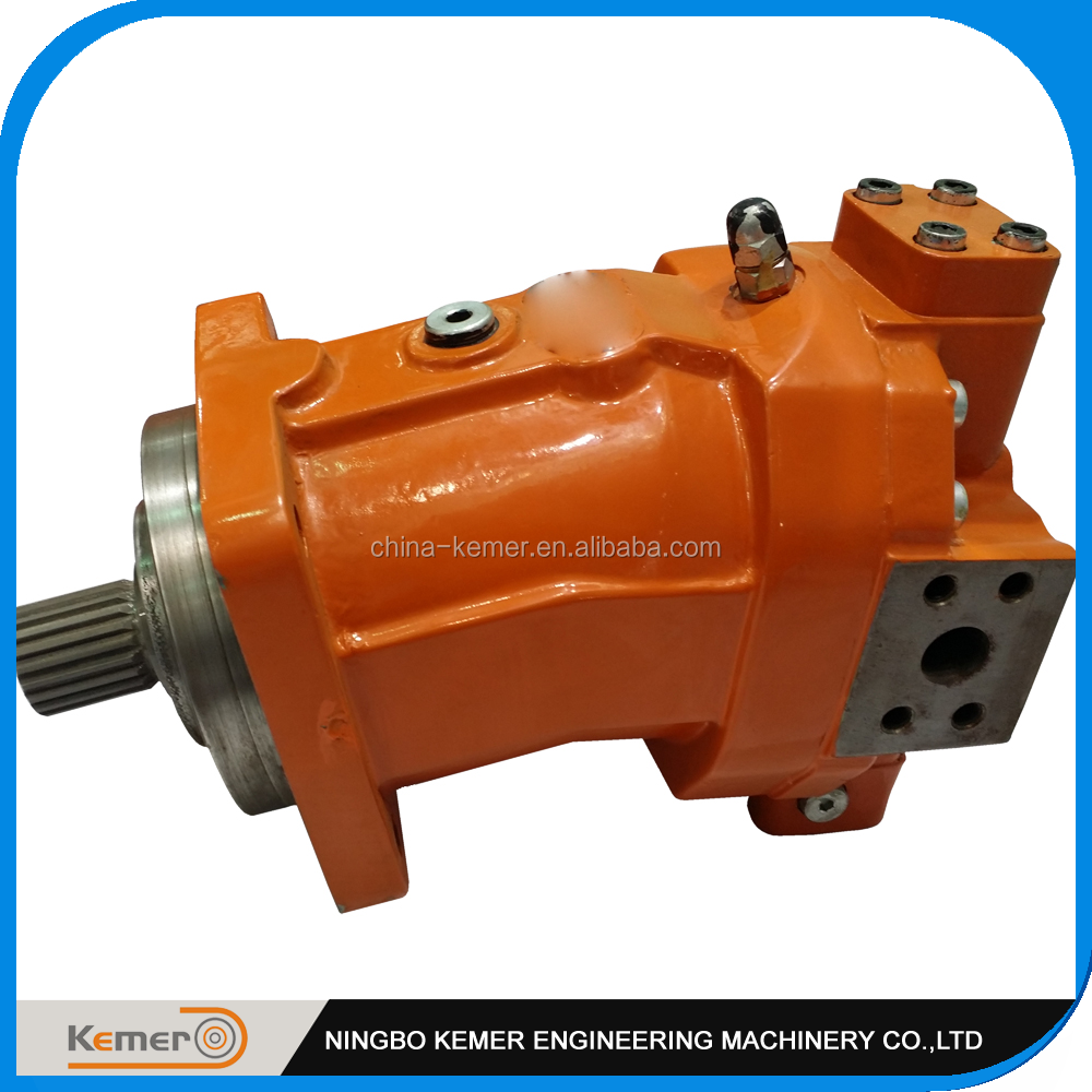 China Made Axial Piston Motor Hydraulic Motor Price