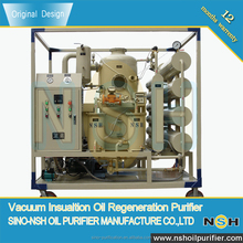 Transformer Oil Reclaim Disacidify And Regeneration Machinery