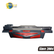 Large format UV flatbed digital metal printer for sale