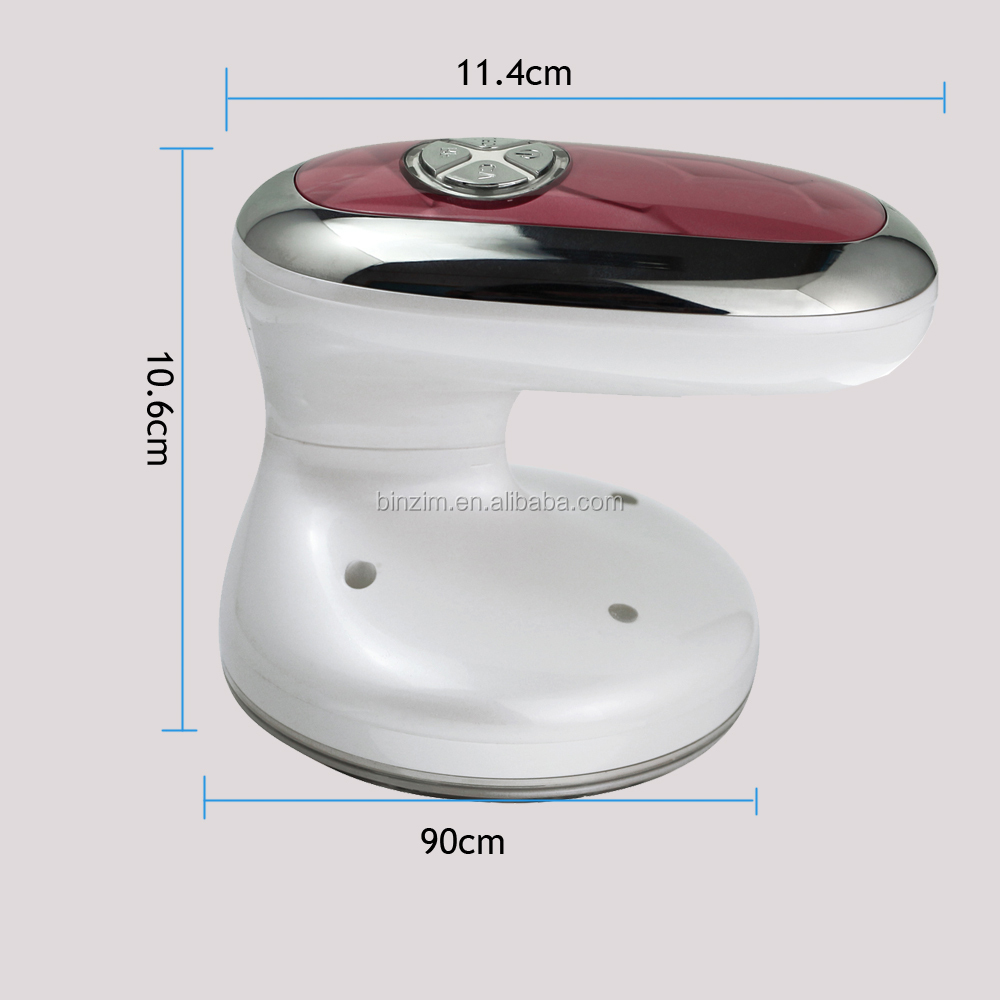 Home Use Handheld Red Light RF Ultrasonic Cavitation Slimming Device For Wholesale