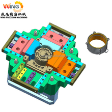 OEM aluminum metal precision die casting mould or injection molding