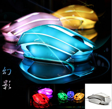 2016 High Quality 1600DPI Optical USB Wired Mouse Gamer Mice Computer Mouse LED Gaming Mouse For Pro Gamer