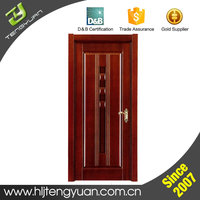 Factory Cheap Plain Simple Strong Commercial MDF Doors Price