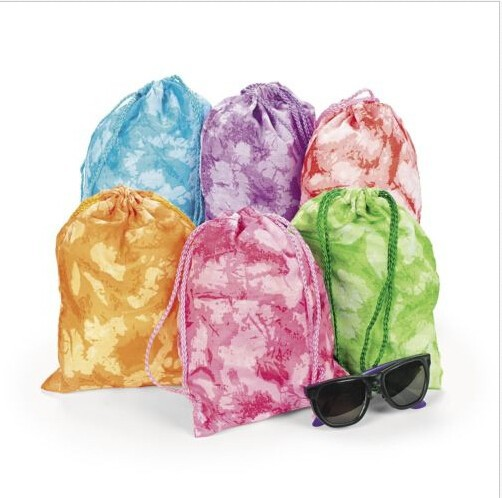 Factory Price Pet Backpack Nylon Polyester Drawstring Bag