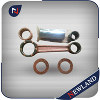 Forged 20Cr Connecting Rod Con Rods for Honda CG125 motorcycle engine parts.