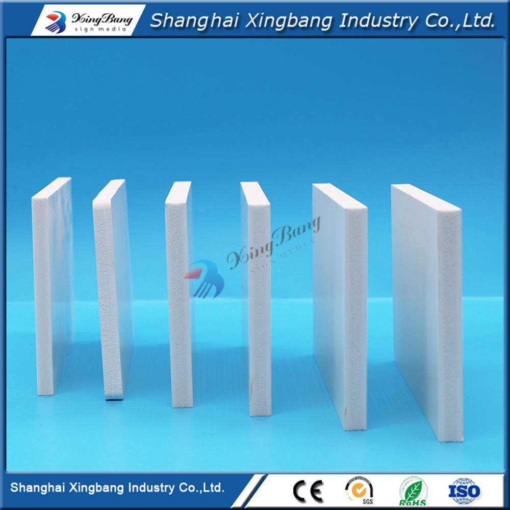 4*8 ft heat insulation smooth Furniture Cover Type pvc sheet