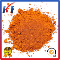 Factory Ferric Oxide Powder Paint Iron Oxide Orange 960 25Kg/Bag