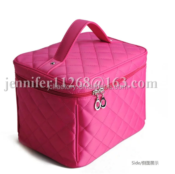 fashion eco beauty cosmetic bag makeup suitcase