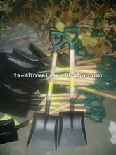 spade with handle for agriculture