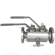 DBB Ball Valves (Double block & bleed)