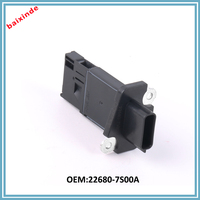 Japan Automobile spare part mass air flow meter 22680-7S00A MAF sensor